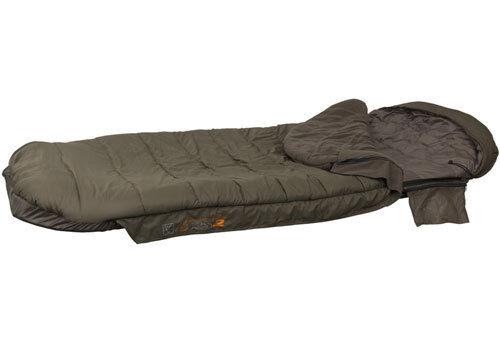 Fox Evo Tec ERS3 Sleeping Bag Wide Größe NEW - CSB036