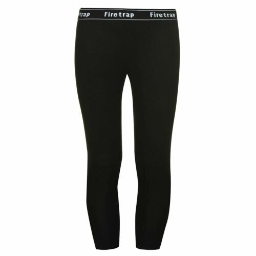 Kids Girls Firetrap Jaq Legging Junior Leggings New