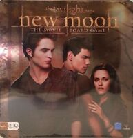 The Twilight Saga Moon - The Movie Board Game 2009 - In Tin