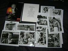 Original CLINT EASTWOOD WHITE HUNTER BLACK HEART 20 PHOTO Press Kit 30 Pages