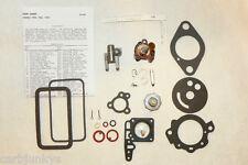 "INTERNATIONAL Carburetor Kit 1978-69 196/"" 3.2L 232/"" 3.8L Holley 1 bbl 1920"