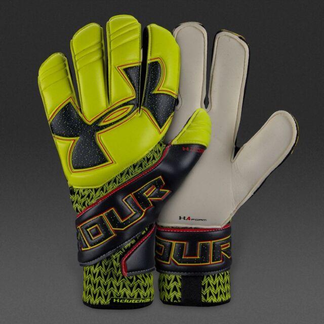 UNDER ARMOUR DESAFIO PREMIER Soccer Goalkeeper GK Gloves 1279426-731 MSRP   130 dc5e7d586