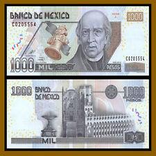Pesos Mexico P-85 UNC 1985 1,000 1000