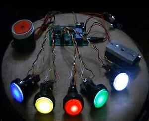 The-LED-Button-Based-Combination-Lock-Escape-Room-Prop-TONS-OF-HARDWARE