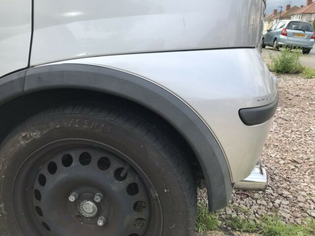 GENUINE Vauxhall Corsa-C Front Bumper 93177800