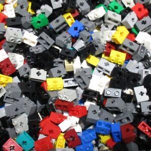 LEGO-500g-Packs-Technic-Bricks-32064-Technic-Stein-1-x-2-mit-Achs-Loch