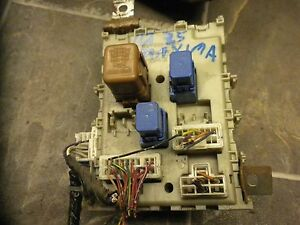2002 2003 nissan maxima fuse box electrical relay junction block oem rh ebay com
