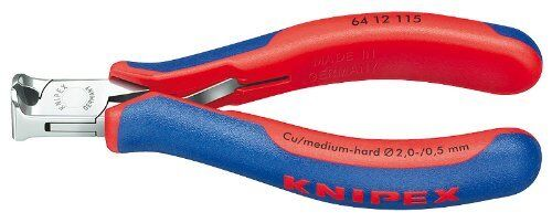 KNIPEX 64 12 115 Comfort Grip Electronics End Cutters