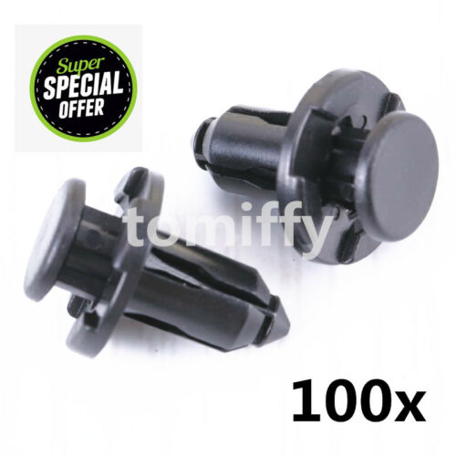 100 Bumper Engine Cover Fender Grille Clip For Subaru Legacy Outback Tribeca Wrx
