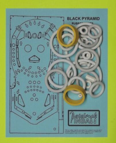 Midway Black Pyramid pinball super kit 1984 Bally