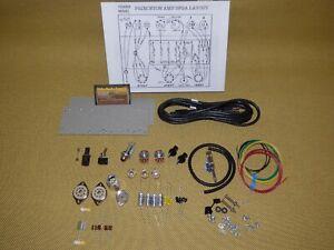 Tweed Princeton 5F2A PARTS kit, Fender Clone, Belton sockets, Switchcraft, DIY