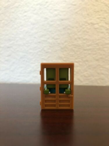 Details about  /Minecraft Mini Figure Obsidian Series 4 ZOMBIE AT DOOR