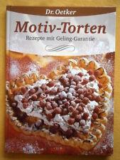 Dr. OETKER  MOTIV-TORTEN  REZEPTE MIT GELING-GARANTIE