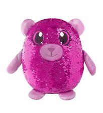 Shimmeez Glittery Shimmery Large Size Benjie Bear Sequin Plush Stuffed Animal