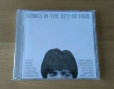 Songs In The Key Of Paul 2013 UK Mojo CD Album New Sealed McCartney Beatles