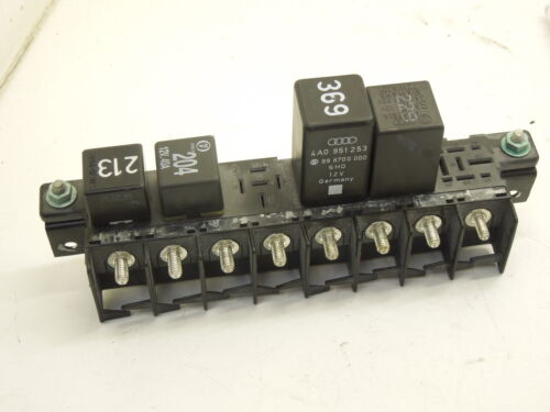 Audi A8 D2 PF Lower Relay Rail 4A0941822