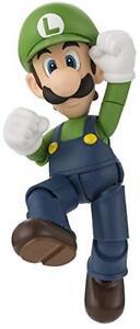 NEW-S-H-Figuarts-Super-Mario-Brothers-LUIGI-ActionFigure-BANDAI-TAMASHII-NATIONS
