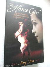 Mary Finn THE HORSE GIRL aka BELLADONNA historical horse fiction  PB