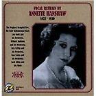 Annette Hanshaw - Vocal Refrain by 1927-1930 (2013)