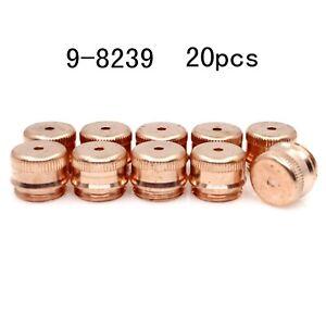5Pcs Shield Cap 9-8239 For SL60 SL100 70A-100A Plasma Torch Cutting Supplies