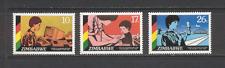 Zimbabwe 1985 UN/Women 3v set (n18993)