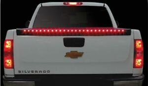 ANZO OE Style Tailgate Spoiler w/ 5-Function For 2007-2013 Chevy SILVERADO 3500