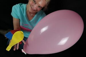 5-x-Unique-15-034-Luftballons-GEMISCHTE-FARBEN-MIXED-STANDARD-COLORS-MEXICO