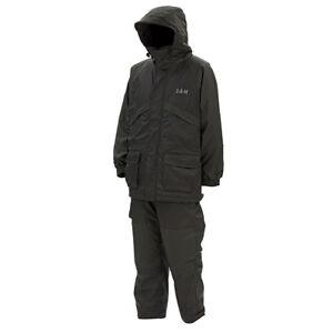 DAM Techni-Flex Thermoanzug Winteranzug Thermo Anzug Alle Größen Winterjacke Angelsport Bekleidung