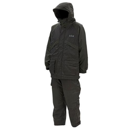 DAM Techni-Flex Thermoanzug Winteranzug Thermo Anzug Alle Größen Winterjacke Anzüge Bekleidung