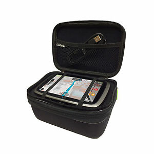 6-034-Multi-Compartment-Heavy-Duty-Carry-All-Case-For-TomTom-GO-6100-6000-610-600