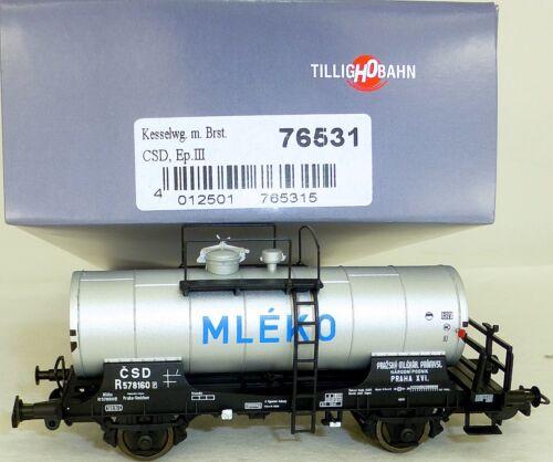 CSD vagones R mléko epiii Tillig 76531 h0 1:87 OVP nuevo kc1 µg *