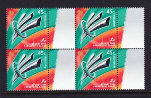 Australia-Post-Design-Set-Decimal-MNH-2000-Paralympic-Games-Sydney