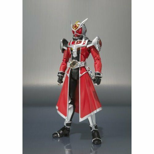 Bandai S.H. Figuarts Masked Kamen Rider Wizard Flame Dragon Action Figure