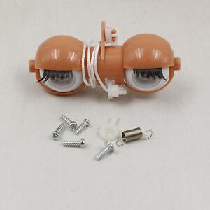 12-034-Factory-Neo-Blythe-RBL-accessory-Dark-Skin-eye-mechanism-Nudedoll-Custom-part