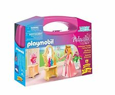 PLAYMOBIL Princess Vanity Carry Case 5650 31pc Play Set