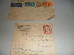 malaya-old-cover-from-india-2sets