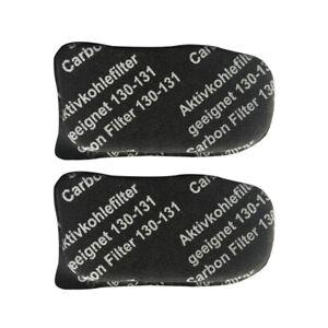 2x-Kohlefilter-Aktivkohle-fur-Vorwerk-FL-H13-VK131-Kobold-130-Kobold-131SC