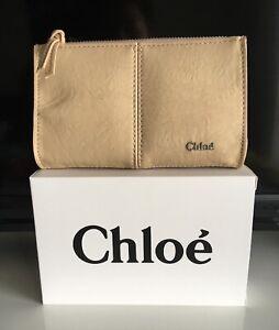 Chloe-Change-Makeup-Bag-Cosmetic-travel-pouch-purse-zippered-6-034-x-4-034-NIB