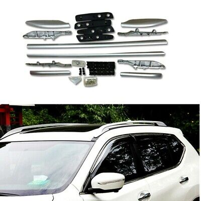 Roof Rack Rails Bars Luggage Carrier For Nissan Qashqai 2014 2015 2016