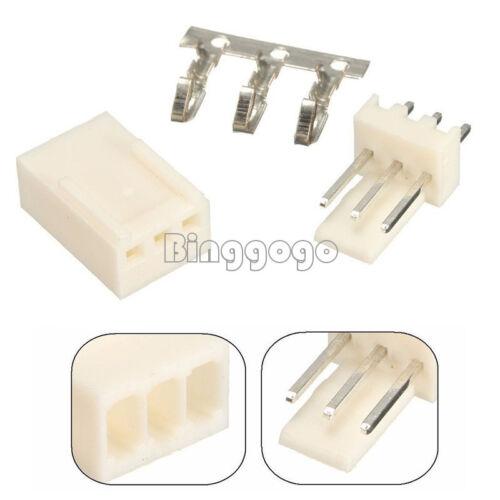 10*Housing Connector Kits 10*Terminal 10pcs NEW KF2510-3P 2.54mm Pin Header