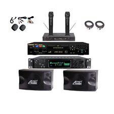 Complete Karaoke System RSQ Home Karaoke Professional Player Karaoke Equipment