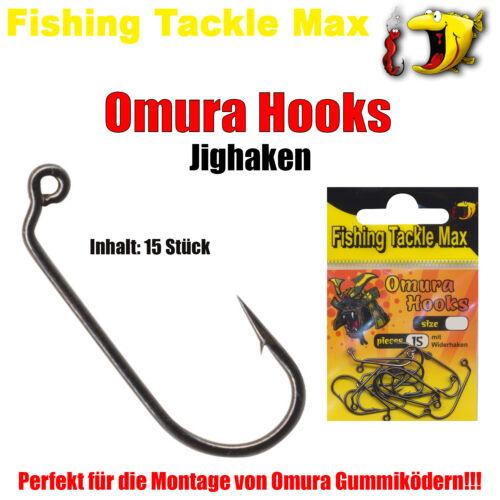 FTM Omura Baits Haken Hooks Jighaken für Omura Pongo Kong Snake