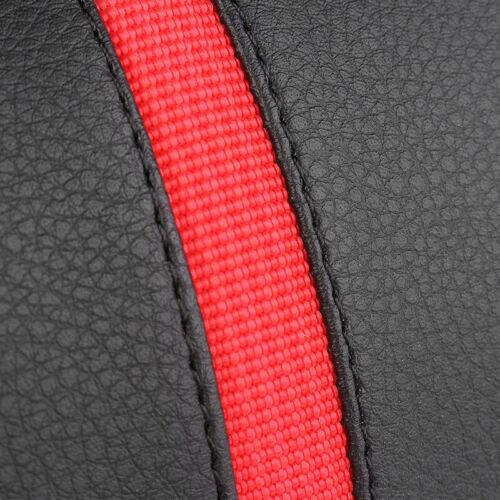 PU Leather Auto Car headrest Memory Pillow Seat Head Neck Headrest Rest Cushion