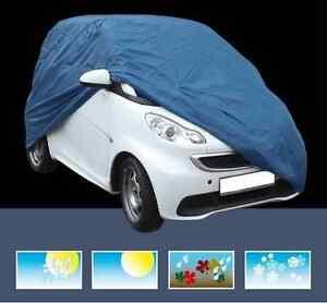 smart wintergarage abdeckung plane voll garage schnee schutz pkw cover hp ebay. Black Bedroom Furniture Sets. Home Design Ideas