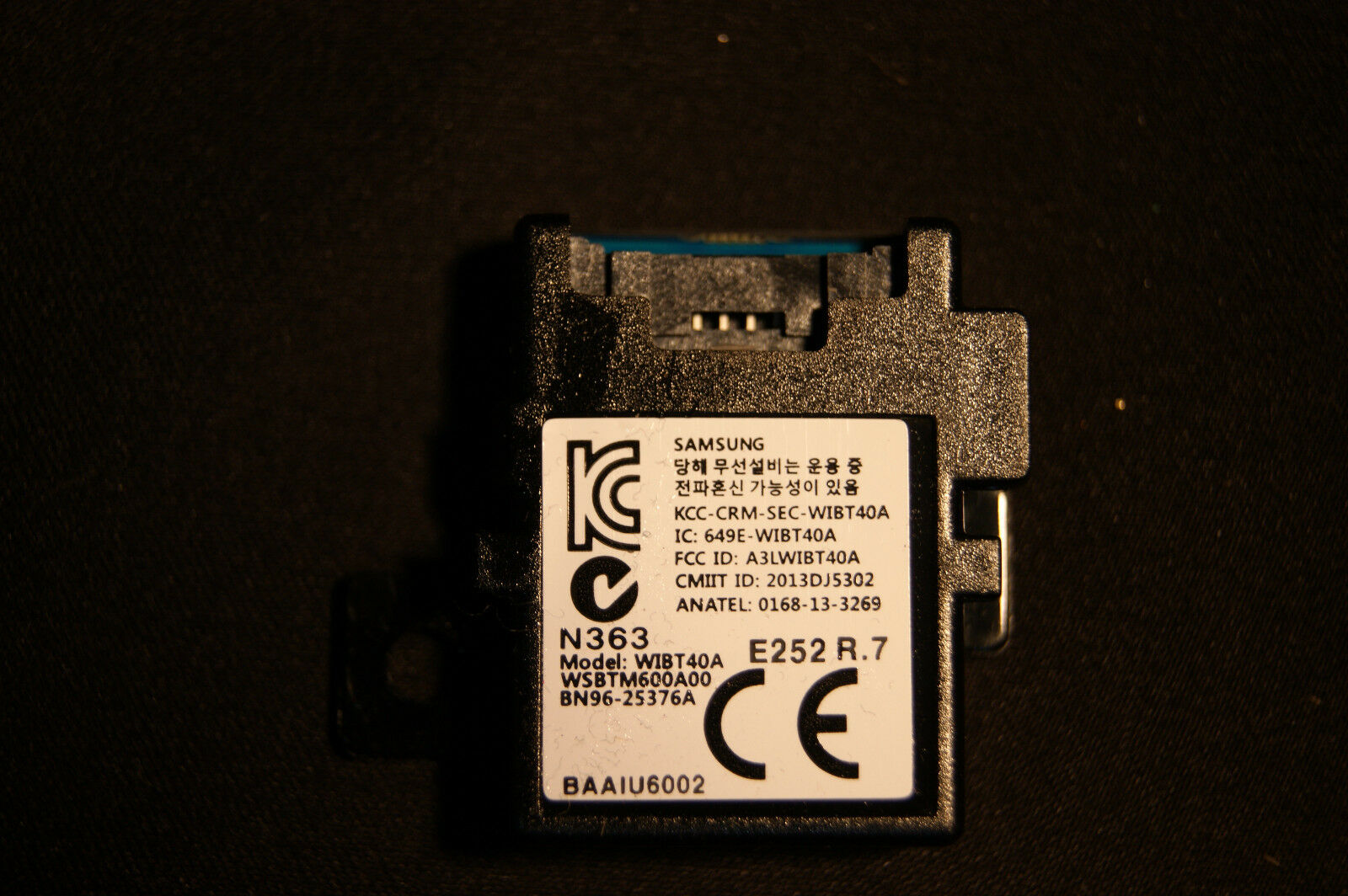 Accessories Samsung BN96-25376A Assy Board P-Rf-Module