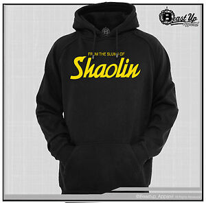 06c9a44670 WU TANG CLAN FROM THE SLUMS OF SHAOLIN HOODIE   HOODY SWEATER ...