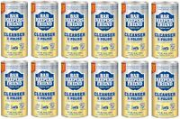 (12) Cans Bar Keepers Friend 11543 15 Oz Cleanser / Cleaner & Polish
