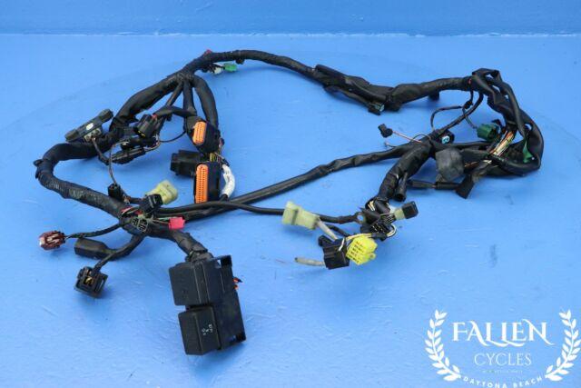 06 Suzuki Boulevard C50 Vl800 Vl 800 Main Wiring Wire