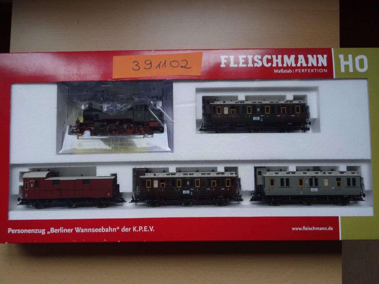 Fleischmann HO HO HO art 391102 so-serie  di Berlino Wannsee ferroviario  AC, DIG-Merce Nuova dd59f4