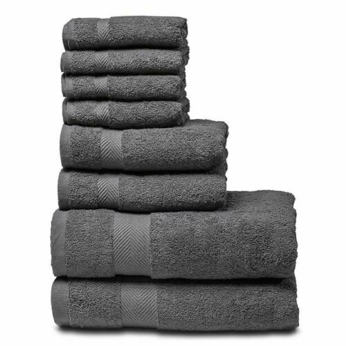 Luxury 100/% Cotton Bath Towel Set.Hotel Quality.Premium Collection Bathroom.Soft